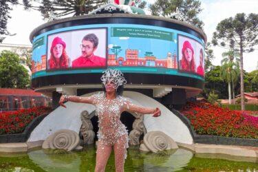 Escolas de samba de Curitiba se apresentam digitalmente no Coreto do Passeio Público
