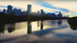 Sanepar produz vídeo destacando as belezas do Paraná; assista