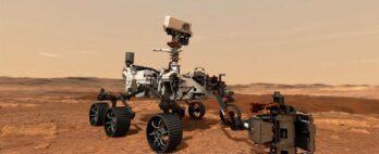 Nasa está em contagem regressiva para pouso da sonda Perseverance em Marte