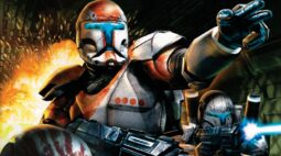 Star Wars Republic Commando chegará ao PS4 e PS5