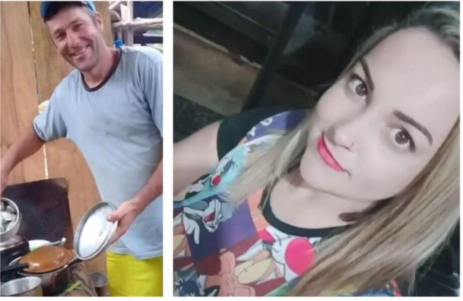 Suspeita pelo assassinato do ex-marido, mulher nega e afirma que era maltratada