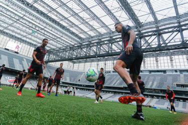 Athletico x Internacional: onde assistir, escalações e arbitragem