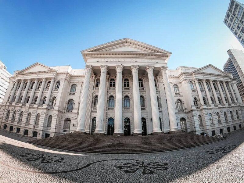 Inscrições para 166 vagas de estágio na UFPR terminam nesta sexta-feira (26)