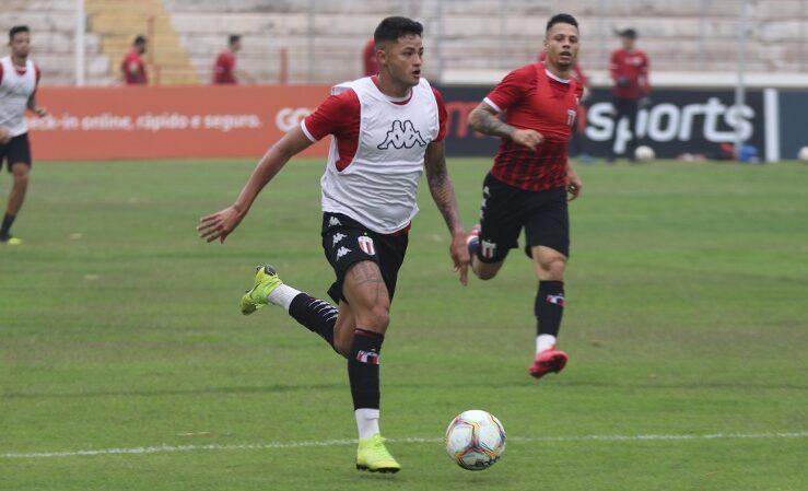 Coritiba apresenta o terceiro reforço para a temporada 2021