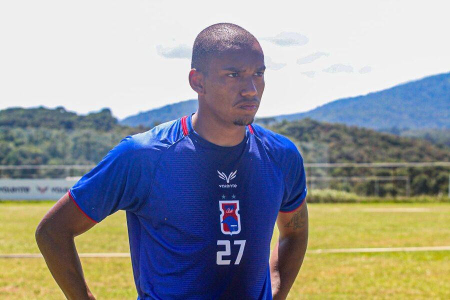 Revelação da base, Bryan é uma das apostas do Paraná Clube para 2021