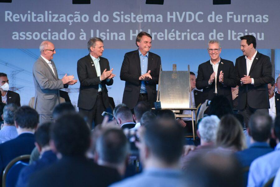 Investimento de Itaipu em Furnas fortalece segurança energética do Brasil