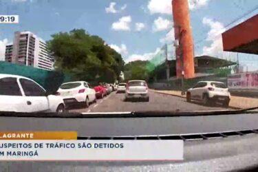 Cidade Alerta Maringá Ao Vivo | 24/02/2021