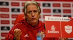 Benfica busca garantir vaga na final contra Estoril