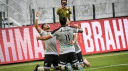 Fortaleza vence Sampaio Corrêa e segue invicto na Copa do Nordeste
