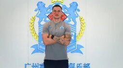 Tiago Leonço fala sobre o acerto com o Guangzhou City e revela confiança para a temporada