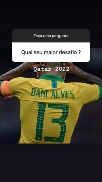 """Daniel Alves fala que chegada ao São Paulo foi o momento mais feliz da carreira: """"Sonho de criança"""""""