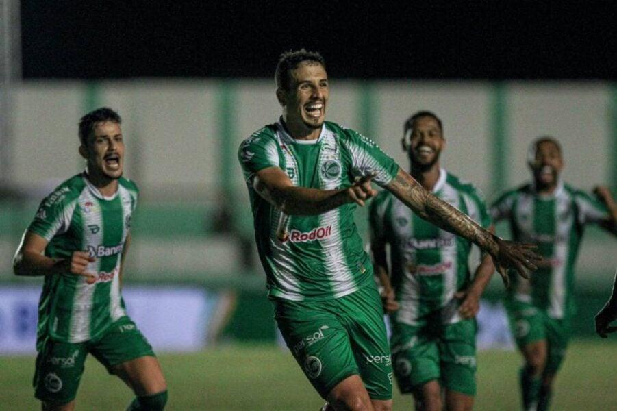 Matheus Peixoto fala sobre duelo contra o Grêmio e volta do Juventude à Série A