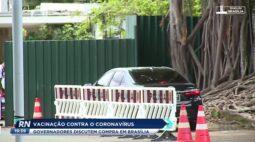 Vacinação contra o coronavírus: governadores discutem compra em Brasília