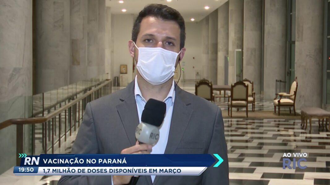 Ric Notícias Ao Vivo   05/03/2021