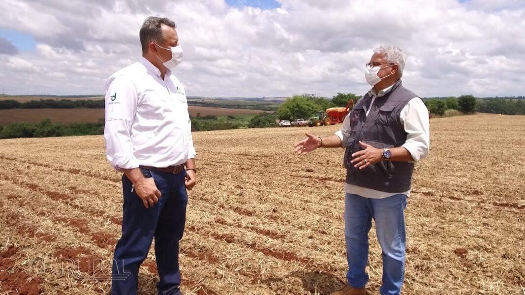 Crédito rural para investimento em Agricultura de Precisão