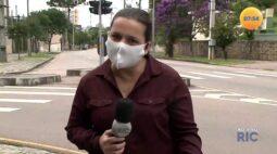 Manifestantes fecham BR-116 em protesto contra o aumento do combustível