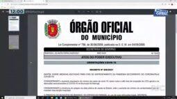 UPAs passam a atender exclusivamente pacientes com COVID-19 em Maringá