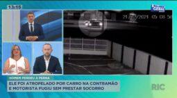 Balanço Geral Curitiba Ao Vivo | Assista à íntegra de hoje 01/03/2021