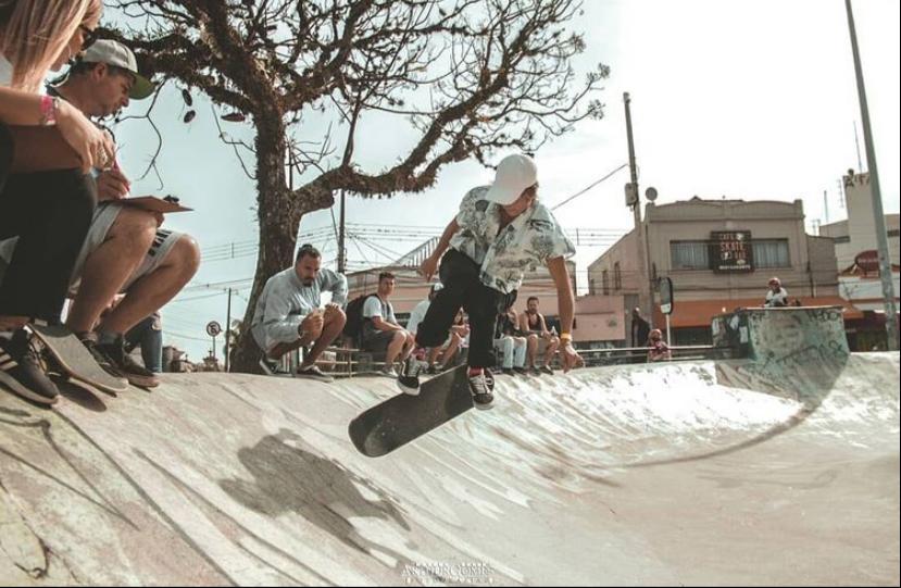 Coletivo de skate feminino lança seu primeiro vídeo