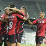 Athletico sobe para o quinto lugar no ranking de clubes da CBF