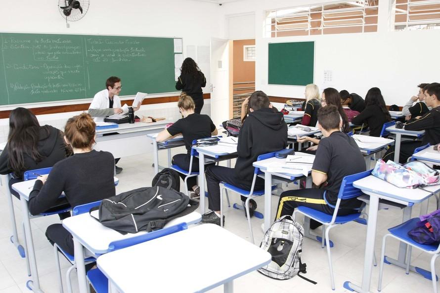 Retorno das aulas presenciais nas escolas estaduais é suspenso