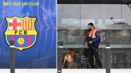 Após sede ser alvo de operação policial, Barcelona garante colaboração com as autoridades