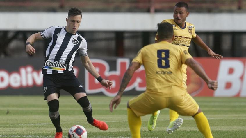 Madureira segura o Botafogo e segue invicto no Campeonato Carioca
