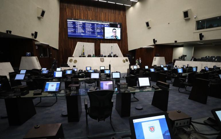 Assembleia aprova estado de calamidade pública em 66 municípios paranaenses