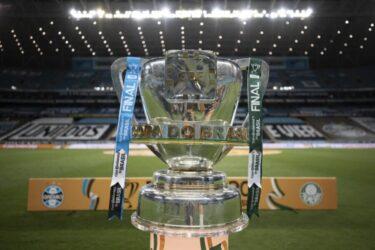 CBF sorteia os jogos da primeira fase da Copa do Brasil 2021. Confira os adversários dos times paranaenses