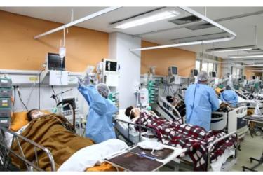 Paraná chega aos 19.041 mortos por covid-19 nesta segunda-feira