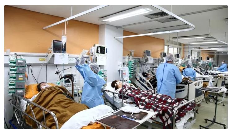 Sistema de saúde em Curitiba colapsou; não há mais UTIs e leitos clínicos disponíveis