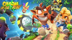 Crash Bandicoot: On the Run será lançado para celular neste mês