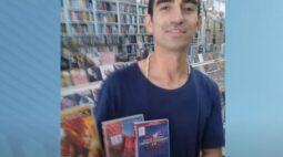 Pai pede ajuda para encontrar filho desaparecido que pode estar no Paraná