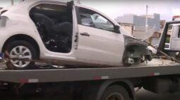 Insistente: mecânico é preso duas vezes, no mesmo local, pelo mesmo crime (desmanche de veículos)