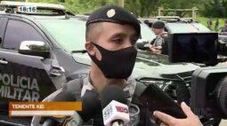 Bandidos invadem consultório de dentista, um deles morre