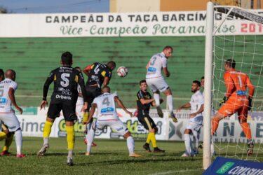 FC Cascavel vence o Paraná por 1 x 0