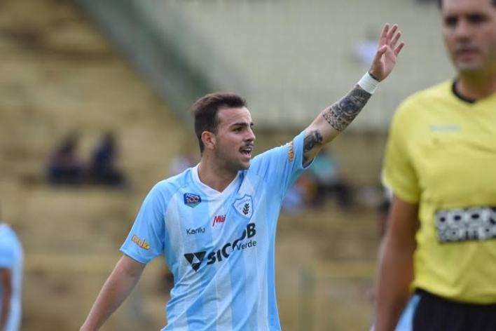 Famoso jogador Felipe Evangelista é promovido ao time profissional do Londrina