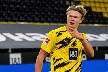 Chelsea abre conversas com o Dortmund para contratação de Haaland