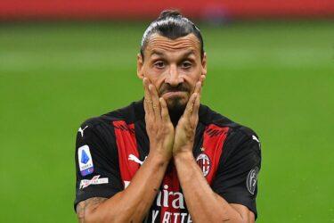 Ibrahimovic se lesiona e perde confronto de ida contra o Manchester United