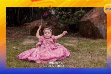 Menina de apenas um ano de idade morre vítima da covid-19 em Maringá