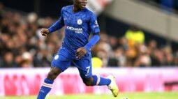 Kanté admite que Thomas Tuchel tentou sua contratação pelo PSG