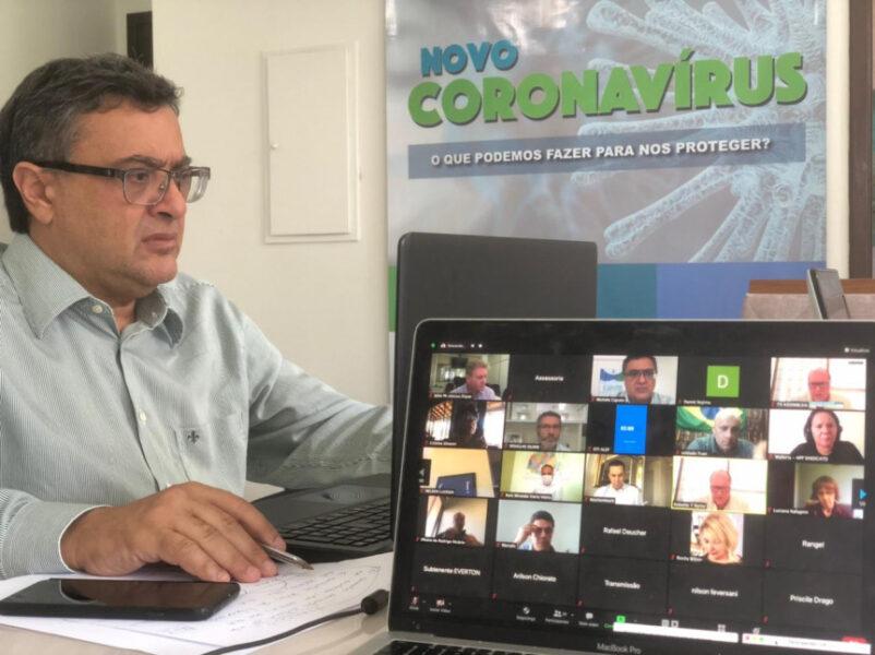 Sistema de Saúde do Paraná pode colapsar na semana que vem