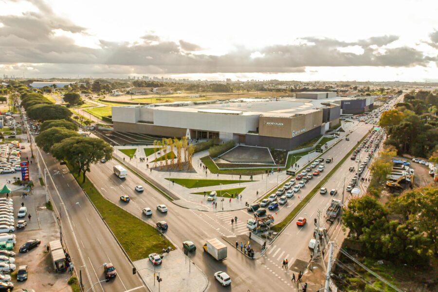 Jockey Plaza Shopping oferece frete grátis em mais de 60 operações