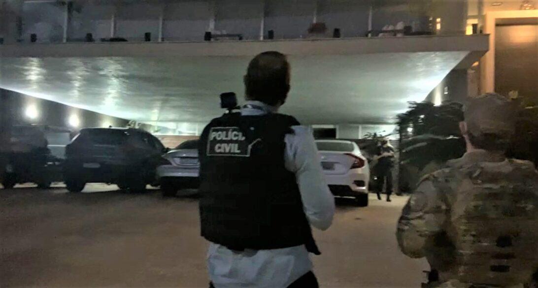 Operação Expresso: PC desmantela esquema bilionário em quatro estados brasileiros