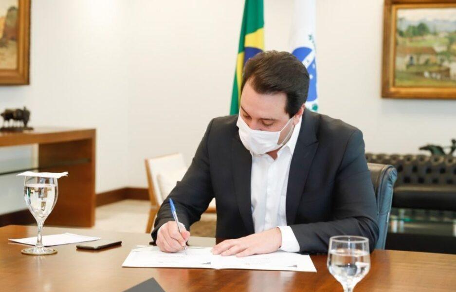 Governador prorroga medidas restritivas de combate à covid-19 até o dia 15 de abril