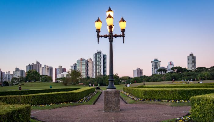 Aniversário de Curitiba conta com diversas atrações