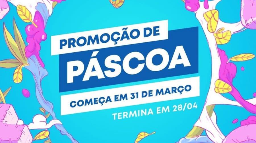 Playstation Store lança promoção de Páscoa