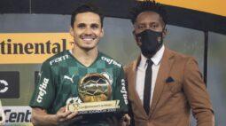 Confira os números de Rapahel Veiga, eleito o melhor jogador da Copa do Brasil