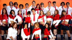 Netflix anuncia remake da novela Rebelde