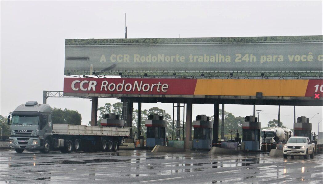 Agepar mantém suspensão do reajuste de tarifas nas praças da Rodonorte